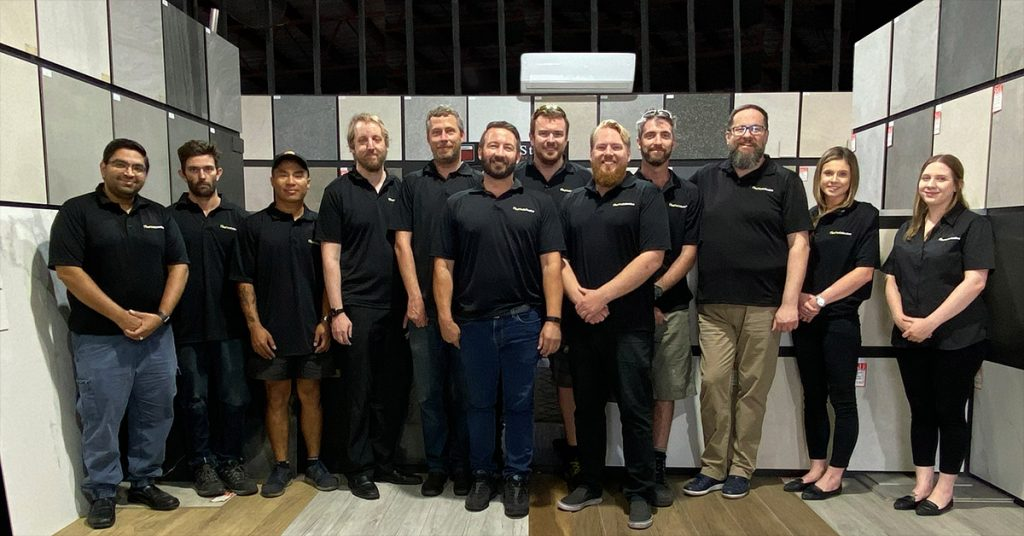 The Tile Collective staff