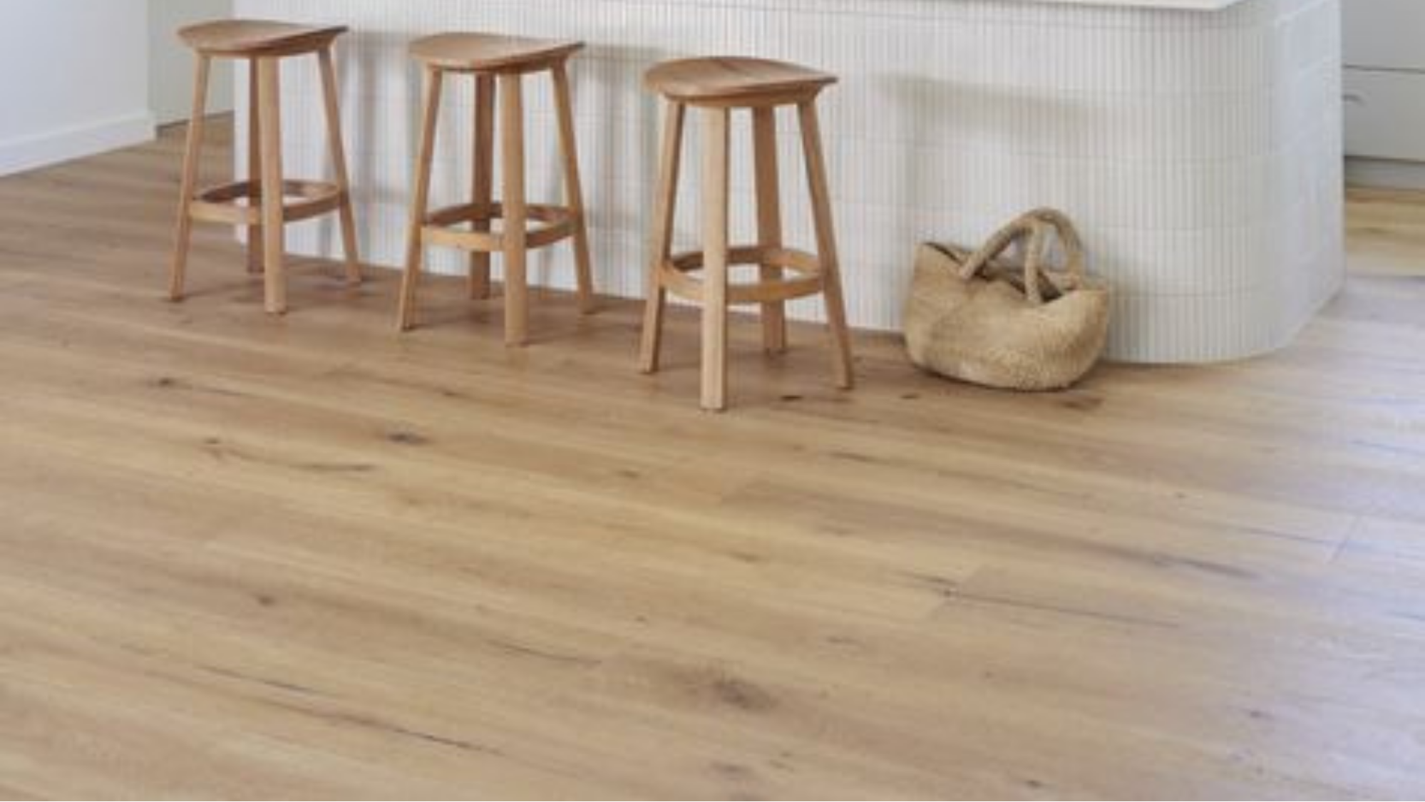 Nautral coloured Timber Look tiles