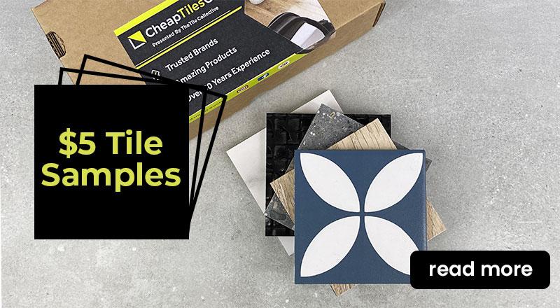 $5 Tile Samples